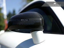 AutoTecknic AU-0017 Carbon Fiber Mirror Covers Fits Audi 07-14 TT TTS 07-12 R8