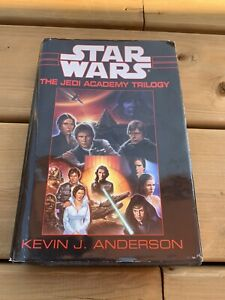Star Wars: The Jedi Academy Trilogy by Anderson Kevin J.