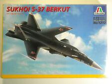 Italeri Sukhoi S-37 Berkut aircraft kit1212 sealed box 1:72 scale NIB