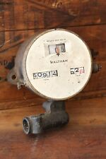 Vintage Car Speedometer made by Waltham Clock instrument dash Ford Lincoln etc