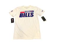 NWT New Buffalo Bills Nike Dri-Fit Sideline Size Small Performance T-Shirt
