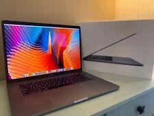 New listing Apple MacBook Pro 15 Inch, MV902LL/A1990 i7 2.60 GHz 16GB 256GB Touch Bar