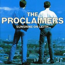 The Proclaimers Sunshine On Leith CD+Bonus Tracks NEW SEALED U.S. Issue