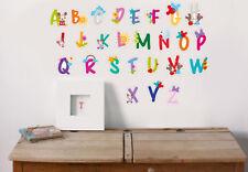 Disney Letters Décor Decals, Stickers & Vinyl Art for sale | eBay