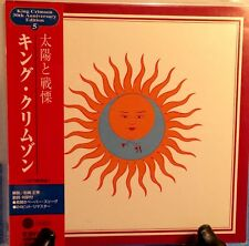 KING CRIMSON LARKS TONGUES ON ASPIC 30TH ANNIV  MINI LP CD NEW