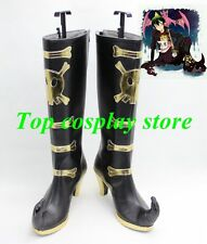 Blue Exorcist Ao no Amaimon Cosplay Shoes Boots Cos Shoes HH.985