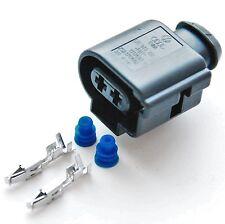 AUDI VW SKODA 2 Polig STECKER Connector 1J0973722A 1J0973722 A