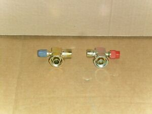 NEW YORK/TECUMSEH TUBE O RING A/C COMPRESSOR FITTINGS W/134A PORT #8 & #10