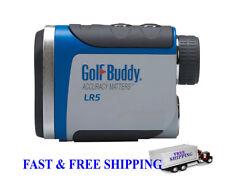 Golf Buddy LR5 Golf GPS Laser Rangefinder Gray/Blue BRAND NEW