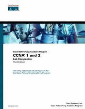Cisco Networking Academy Program CCNA 1 and 2 Lab Companion