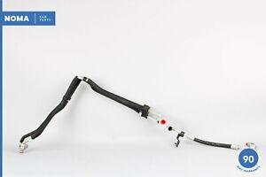 09-11 Hyundai Genesis Power Steering Oil Cooler w/ Hose Tube 57560-3M000 OEM