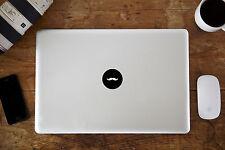"Logo Moustache Vinyl Decal Sticker for Apple MacBook Air/Pro 12"" 13"" 15"""