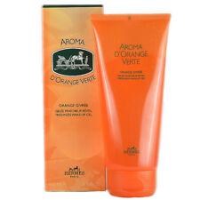 200 ml Hermes Aroma D `Orange Verte Damen Gelee Fraicheur Wake Up Gel