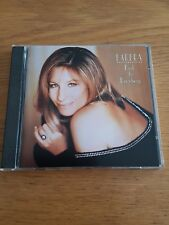 CD Album : Barbra Streisand - Back to Broadway