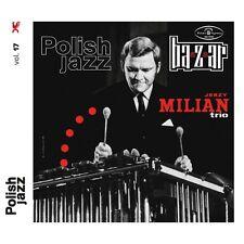 CD JERZY MILIAN TRIO Bazaar  / Polish Jazz vol. 17 / reedycja 2017