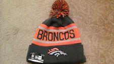 Denver Broncos New Era Reflective Beanie