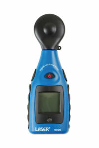 Lux Level Meter 6906 by Laser
