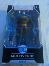 NEW DC Multiverse Batman The Animated Series Mcfarlane toys BLUE Variant RARE