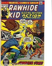 Marvel Comics Rawhide Kid Vol. 1. # 112. June, 1973. VF+. FREE SHIPPING.
