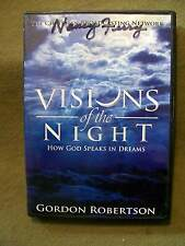 Visions of the Night: How God Speaks in Dreams Gordon Roberson (DVD)