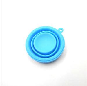 Folding Cups Food Grade Water Cup Travel Silicone Retractable Portable Handcup