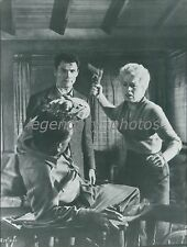 1955 I Died a Thousand Times Original Press Photo Perry Lopez Walter Abel