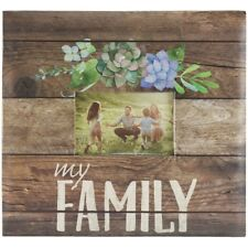 MBI Expressions Post Bound Album With Window 12 Inch X12 Inch My Family