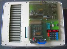 SIEMENS ECB85 SITRAIN 701 Lerncomputer im Koffer Intel 8085