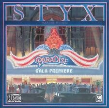 Paradise Theater by Styx (CD, Oct-1990, A&M (USA))