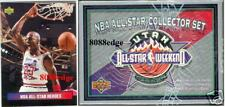1992-93 UPPER DECK ALL-STAR FACTORY SEALED BOX SET - SHAQ RC + MICHAEL JORDAN