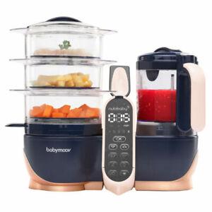 Babymoov Nutribaby+ XL Food Processor/Steamer