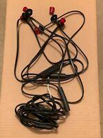"Red LED 3/4"" Clearance/ Marker 5 Light set ~ W/ Grommet & 10' foot wire ~ 12V"