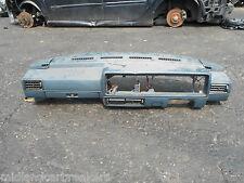 VOLKSWAGEN VW GOLF JETTA MK2 BLUE DASHBOARD DASH & GLOVE BOX