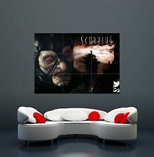 SCORPIUS FARSCAPE SCI FI TELEVISION SHOW COOL GIANT POSTER PRINT Z051