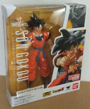 S.H.FIGUARTS DRAGONBALL Z SON GOKU SAIYAN GROWN ON EARTH Action Figure