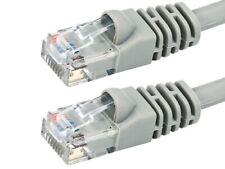 Battleborn 1ft Cat5e RJ45 Crossover Ethernet Network Cable (GREY)