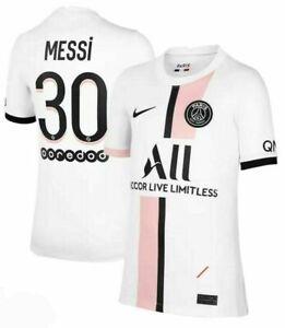 2021/22 Paris Saint-Germain FC Away Shirt PSG Away Jersey for Men Adult NWT