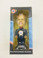 Rusty Wallace Hand Painted Bobble Head Doll NASCAR Collectible Series