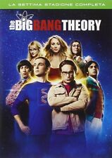 THE BIG BANG THEORY - STAGIONE 7 (3 DVD) COFANETTO SERIE TV Warner Home Video