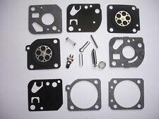 Carburetor Repair Rebuild Kit Homelite John Deere Trimmer Blower Zama C1U Carb