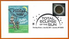 Nudie's Honky Tonk. Total Eclipse of the Sun. FDC Postal Event Cover & Stamp