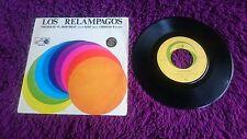 """Los Relampagos – Fantasia De """"El Amor Brujo"""" , Vinyl, 7"""", EP , 1968 , Spain"""