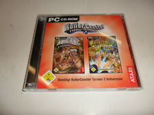 PC ROLLERCOASTER TYCOON 3: add-ons Wild!/soaked!