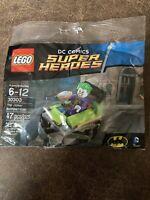 Lego 30303 Super Heroes Batman II Joker Bumper Car Minifigure Stocking Stuffer