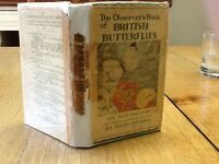 Observers book of British butterflies 1st edition