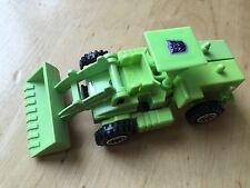 Transformers G1 1985 SCRAPPER IGA Plasticos (mexico) devastator