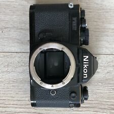 Nikon FM2N 35mm SLR Film Camera Black (Body Only)