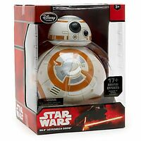 """Disney Store Star Wars Force Awakens BB-8 Droid Talking Figure 9 1/2"""" Sold Out"""