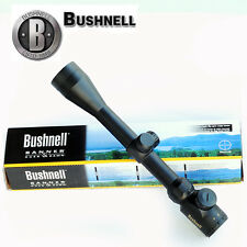 Bushnell Rifle Scope 3-9x40 HD Glass Sight Illuminated Multi-X RED GREEN Reticle