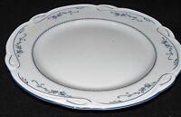 Seltmann Weiden Bavaria Serie Desiree Aalborg blau Speiseteller 25 cm Dm